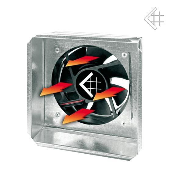 Ventilator simplu FI 125 17/17 cm